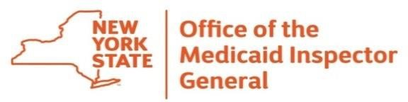NY State Office of the Medicaid Inspector General